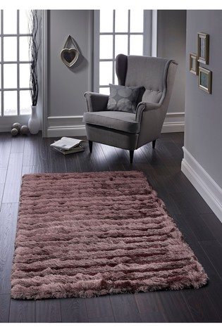 Carved Glamour Hand Woven Rug by Origins