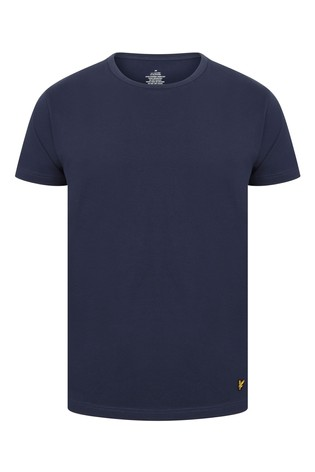Lyle & Scott Lounge T-Shirts Three Pack