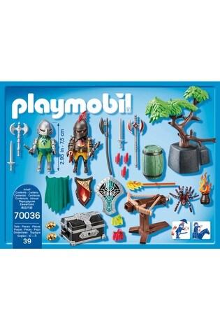 Playmobil® 70036 Starter Pack Knight's Treasure Battle