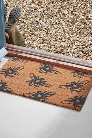 Cox & Cox Bee Doormat