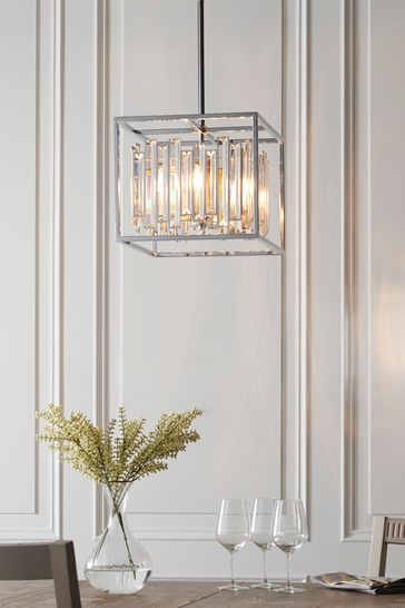 Cadie 4 Pendant Light by Gallery Direct
