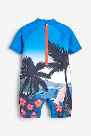 Baker by Ted Baker Boys Photographic Sunsafe Suit