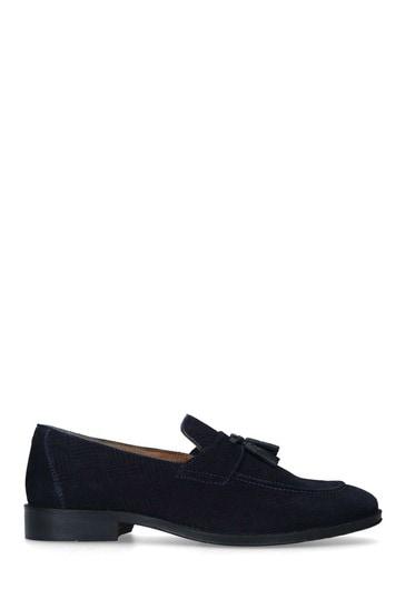 Kurt Geiger Blue Hadston Shoes