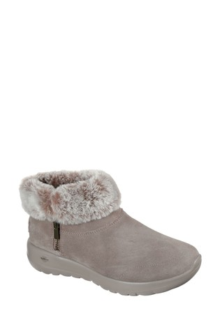 Skechers® Brown On-The-Go Joy Savvy Boots