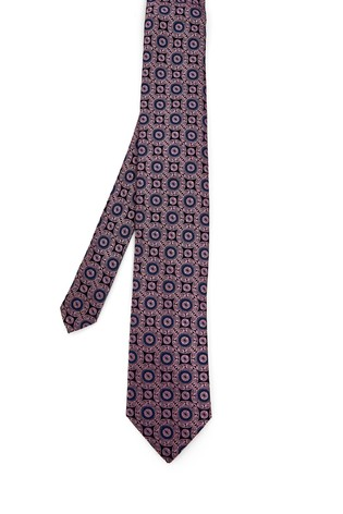 Ted Baker Cordial Silk Printed Tie