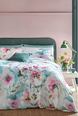 Voyage Isabella Duvet Cover and Pillowcase Set