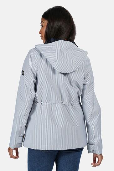 Regatta Blue Ninette Waterproof Jacket