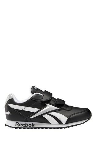 Reebok Black/White Trainers