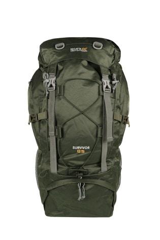 Regatta Green Survivor III 85L Backpack