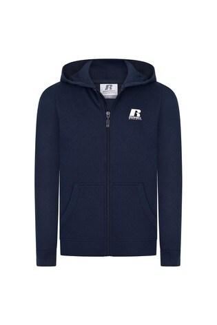 Russell Athletic Logo Zip Hoody