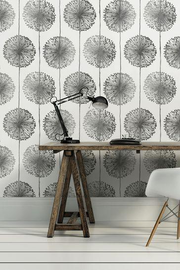 Muriva Dandelion Wallpaper