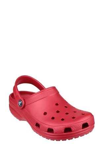 Crocs™ Red Classic Clogs