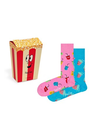 Happy Socks Snacks Two Pack Gift Box