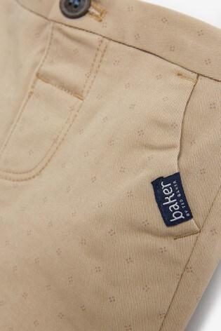 Baker by Ted Baker Tan Chino Shorts