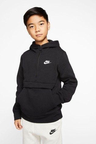 Nike 1/2 Zip Overhead Hoody
