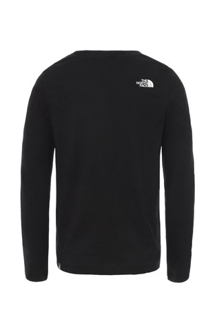 The North Face® Youth Long Sleeve Easy T-Shirt