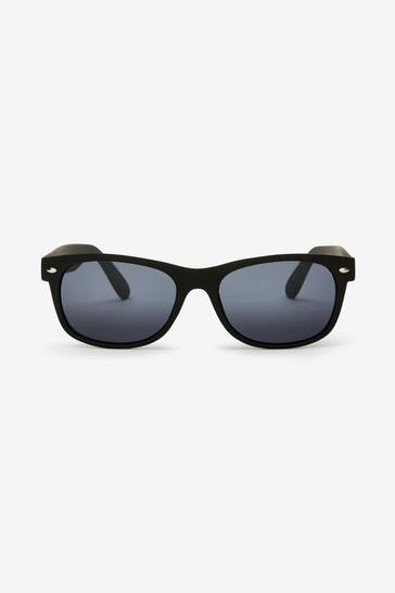 Black Matte Sunglasses