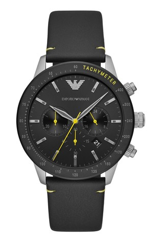 Emporio Armani Mario Chronograph Watch