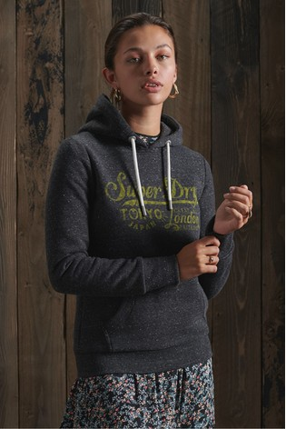 Superdry Re-worked Classics Hoody