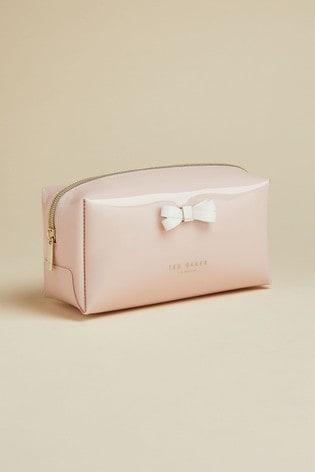 Ted Baker Eulali Bow Detail Make-Up Bag