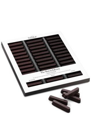 Dark Baton Libary by Hotel Chocolat