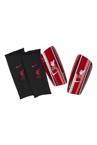 Nike Red Liverpool Shinguards