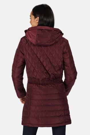 Regatta Purple Parmenia Insulated Jacket