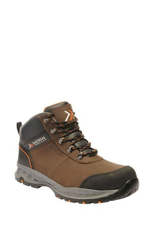 Regatta Brown First Strike SBP Safety Boots
