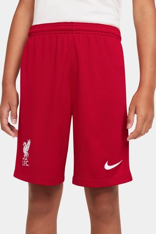 Nike Liverpool Football Club 2021 Home Shorts