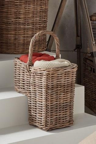 Kubu Stair Storage Basket by Pacific