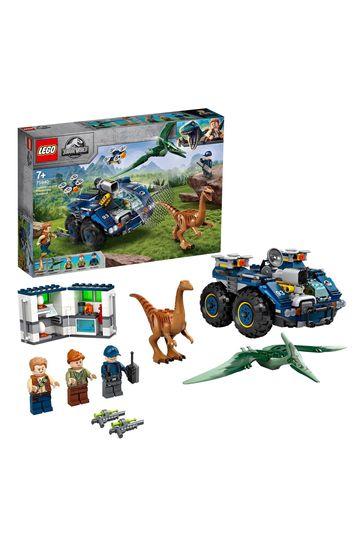 LEGO® Jurassic World Gallimimus And Pteranodon Breakout 75940