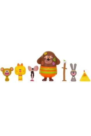 Hey Duggee and Friends Figurine Set