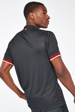 adidas Germany Black Away Football Shirt