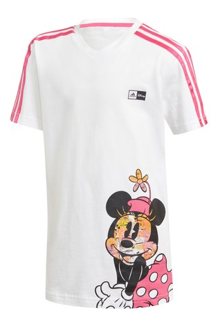 adidas Little Kids Disney™ Minnie Mouse™ Legging And Tunic Set