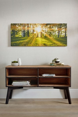 Tranquil Forest Fields Wall Art by Art For The Home