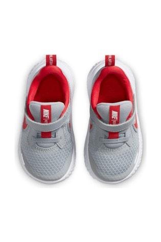 Buy Nike Run Grey/Red Revolution 5