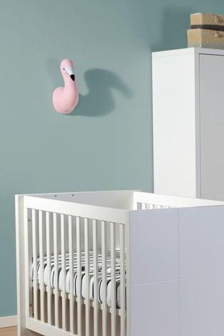 Childhome Flamingo Head Wall Hanging
