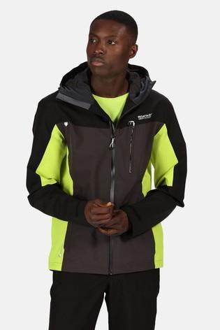 Regatta Grey Birchdale Waterproof Jacket