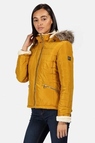 Regatta Yellow Westlynn Insulated Jacket