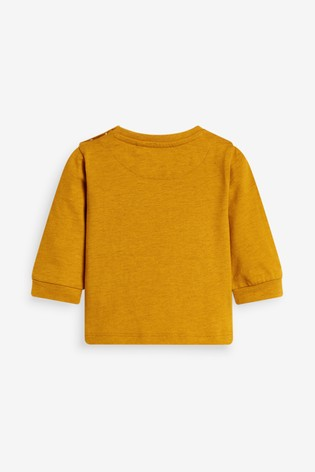 Baker by Ted Baker Baby Boys Long Sleeve T-Shirt