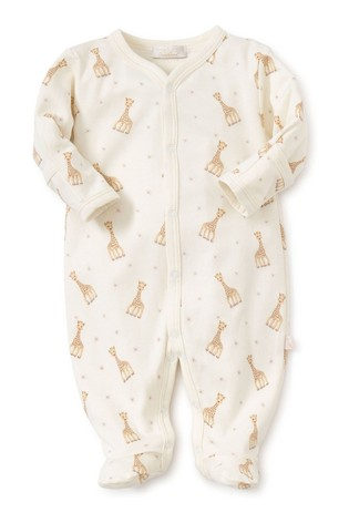 Kissy Kissy Sophie La Girafe Babygrow