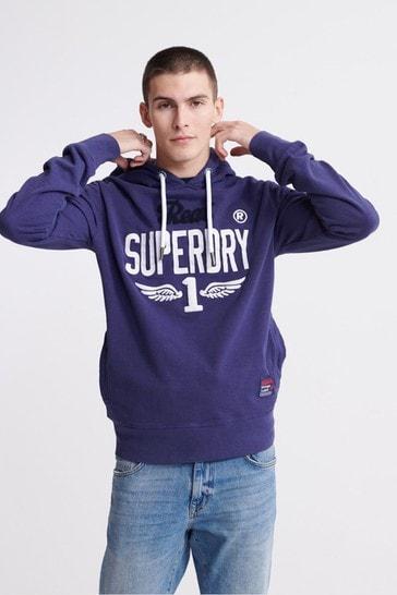 Superdry Super 1 Classic Neon Hoody