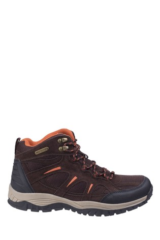 Cotswold Brown Stowell Hiking Boots