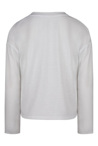 Nike Little Kids Floral Long Sleeve T-Shirt