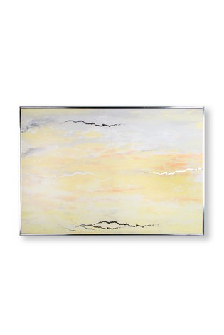 Midsummer Glow Wall Art by Art For The Home
