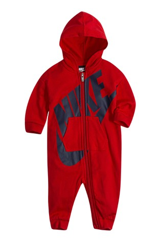 Nike Baby Red All-In-One