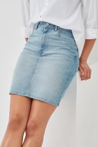 BOSS Denim 1.0 Skirt