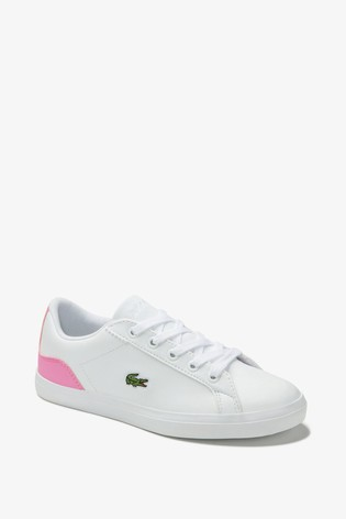 Lacoste® Child Lerond Trainers