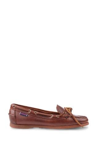 Sebago® Nina Waxy Boat Shoes