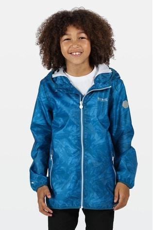 Regatta Printed Lever Waterproof Jacket